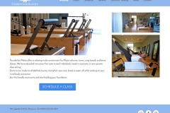 Foundation Pilates of Petaluma